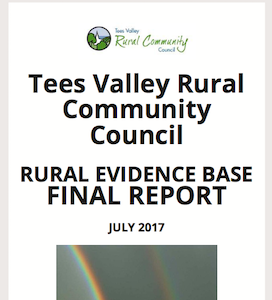 Tees Valley Rural Community Council Rural Evidence Base Final Report