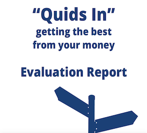 Quids In Financial Report
