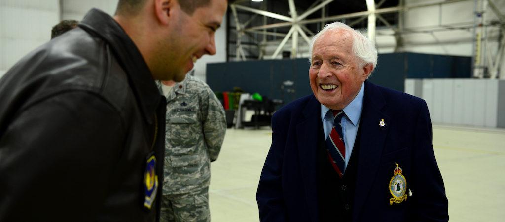 RAF veteran