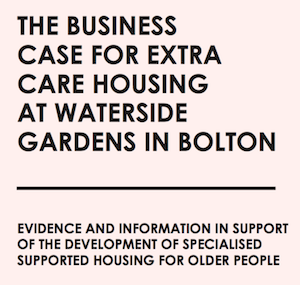 Care at Waterside Gardens in Bolton