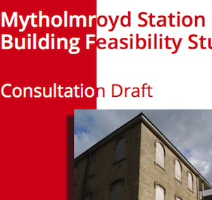 Mytholmroyd Station Building Adoption Report