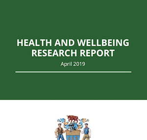 Farmer Health and Wellbeing