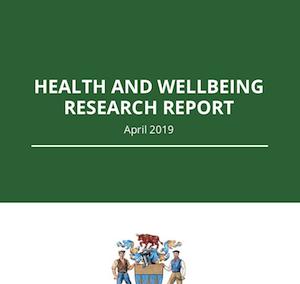 Farmer Health and Wellbeing